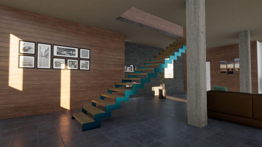 Escalier Karema